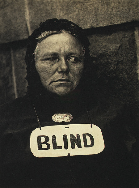 Blind, 1916