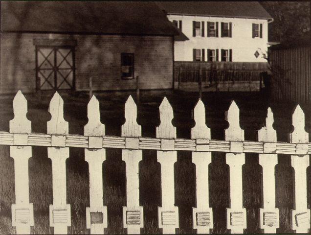 © Paul Strand 1916