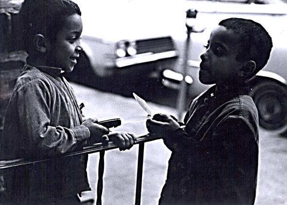 #5 Belleplain Project, Newark, NJ, 1964
