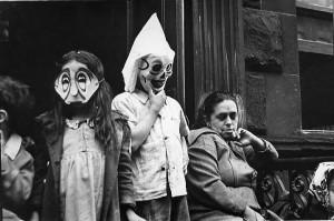 Halloween Helen Levitt