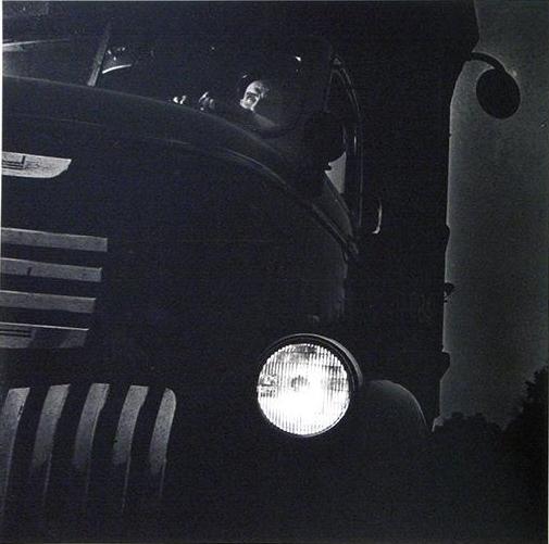The Trucker ©Libsohn, 1948