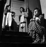 Women Working in Boarding House
