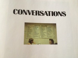 Conversations, Richard Nagler (1980)