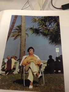 Park Scene, Nagler (1980)