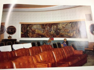 Lobby, Hotel Plymouth, 21st and Park, Richard Nagler (1986)