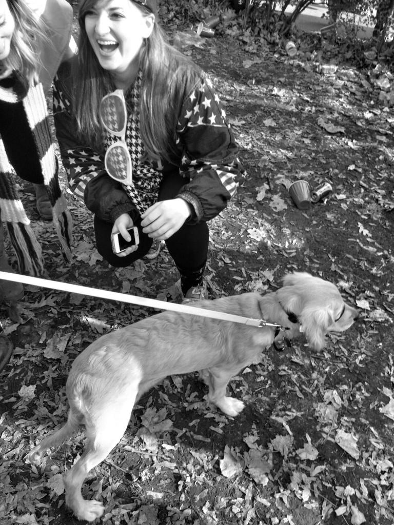 Charlie the Dog, Ann Arbor, MI