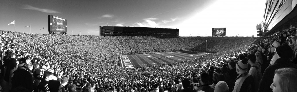 The Big House, Ann Arbor, MI