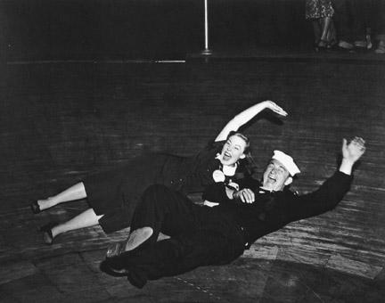 Steeplechase, Coney Island ©Leipzig, 1949