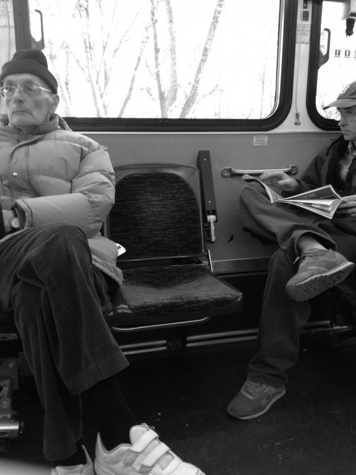 Bus Riders, 2013