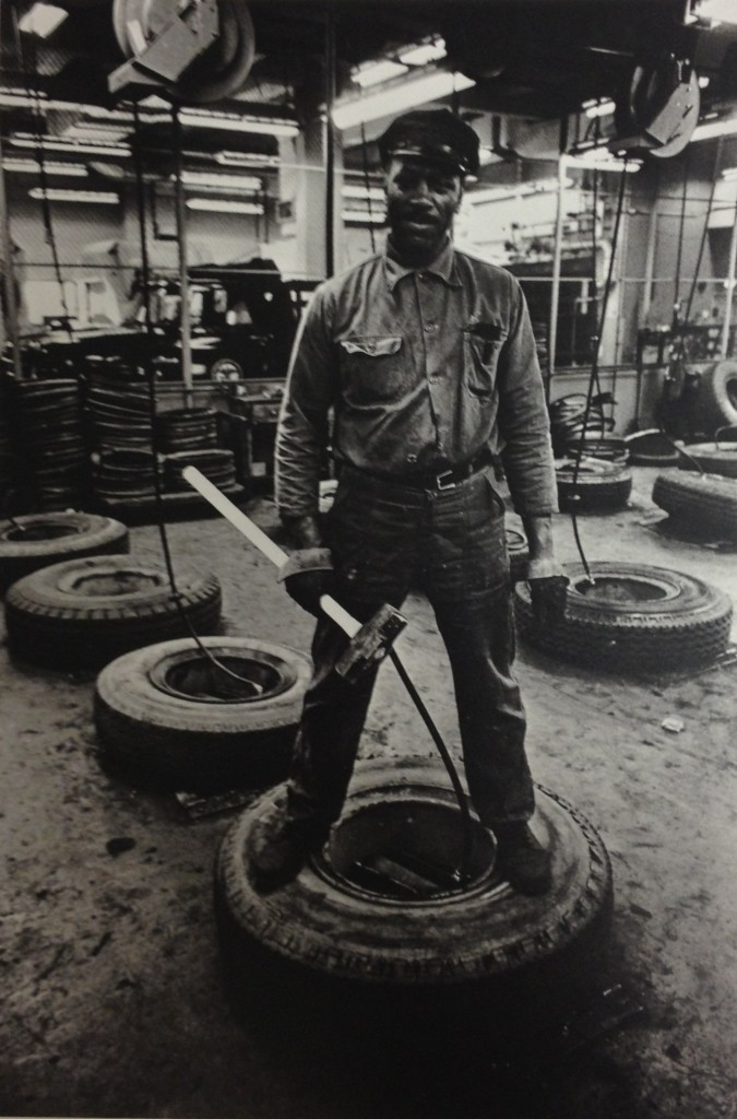 Sanitation Worker ©Leipzig, 1967