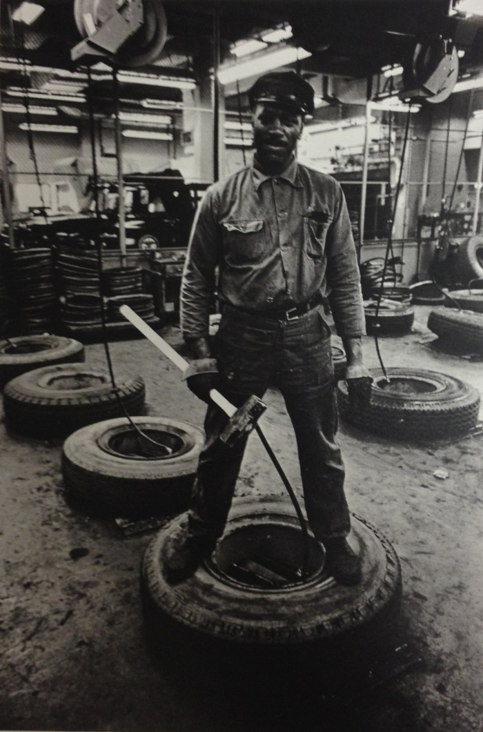 Sanitation Worker, 1967