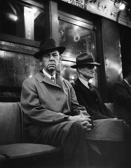 Subway (Wall Street), 1949