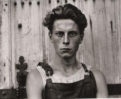 Young Boy, Gondeville, Charrente, France
