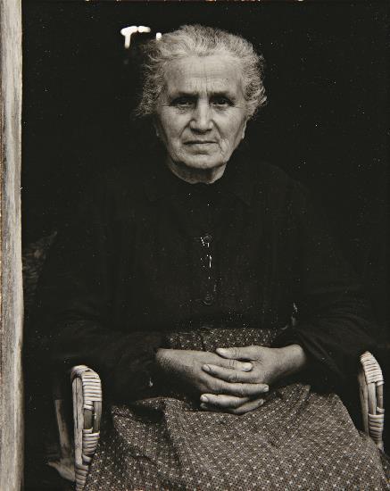The Mother, Luzzara, Italy, 1953